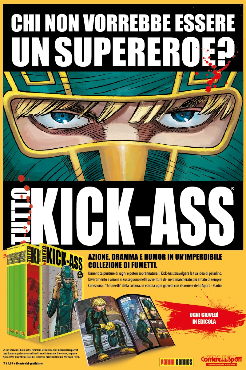 Tutto Kick-Ass