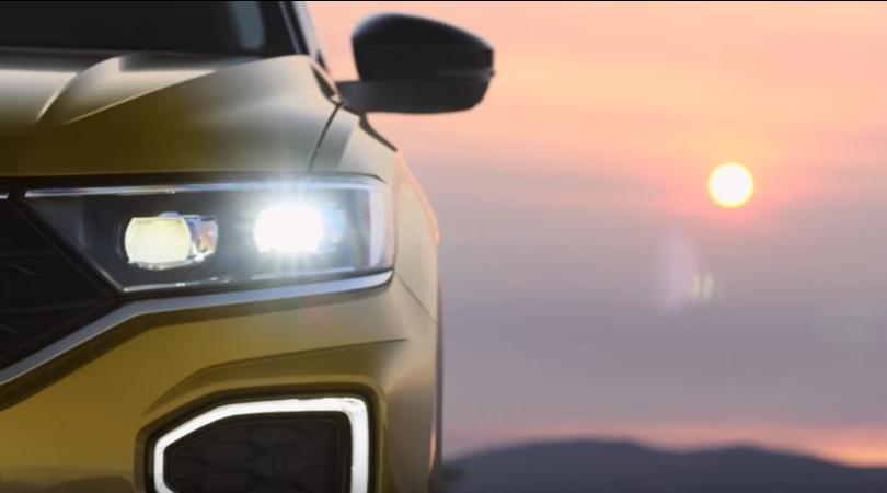 Volkswagen T-Roc, primo assaggio del Suv compatto