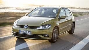 Volkswagen Golf, ecco il 1.5 TSI da 130 CV
