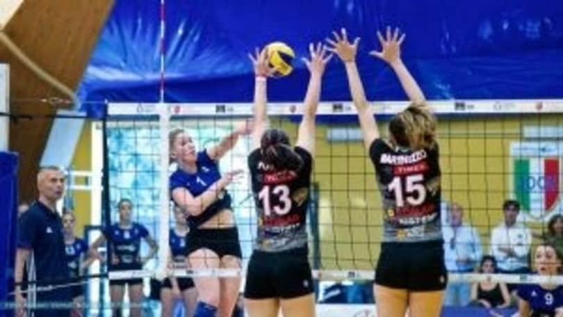 Volley: A2 Femminile, Maria Rachele Mancinelli firma per Perugia