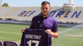 Fiorentina, presentato Veretout