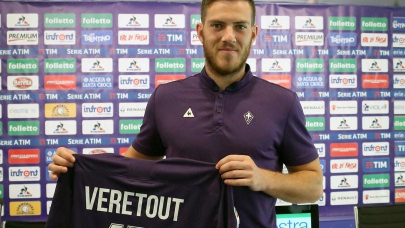 Serie A Fiorentina, Veretout si è già preso il centrocampo