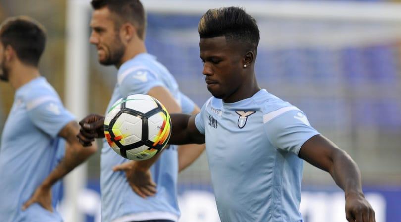 Lazio, Keita non si presenta alla ripresa degli allenamenti