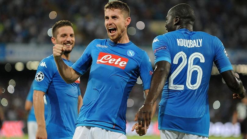 Champions, il Napoli ai gironi vale 1,04