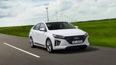 Hyundai Ioniq Hybrid, sguardo al futuro: la prova