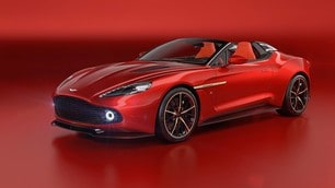 Vanquish Zagato Speedster e Shooting Brake