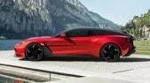 Vanquish Zagato, Aston Martin cala il poker