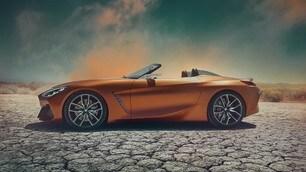 BMW Z4 Concept, anticipa la terza generazione