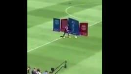 Paulinho, presentazione flop col Barcellona