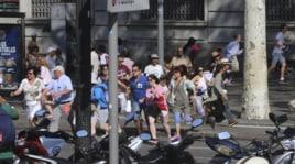 Dramma a Barcellona: furgone contro la folla