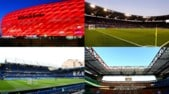 Affluenza negli stadi, l'Olimpico tra i più vuoti d'Europa