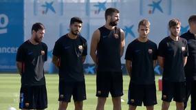 Barça e Real in silenzio per le vittime dell'attentato