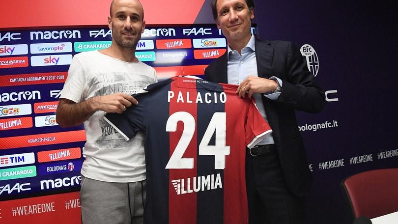 Calciomercato Bologna, Palacio: «Conosco Destro: possiamo giocare insieme»