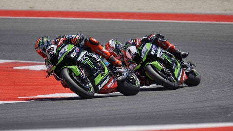 Superbike Germania, seconde libere: Sykes ancora in testa