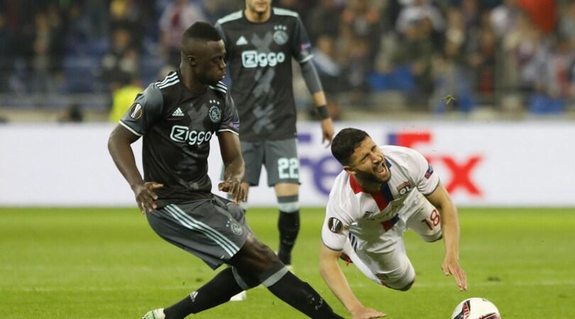 Davinson Sanchez va al Tottenham: all'Ajax 40 milioni