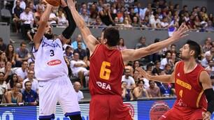 Basket Nazionale, Belinelli affonda il Montenegro