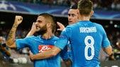 Diretta Verona-Napoli, probabili formazioni tempo reale ore 20.45