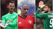 «Manchester United, se De Gea parte assalto a Donnarumma»