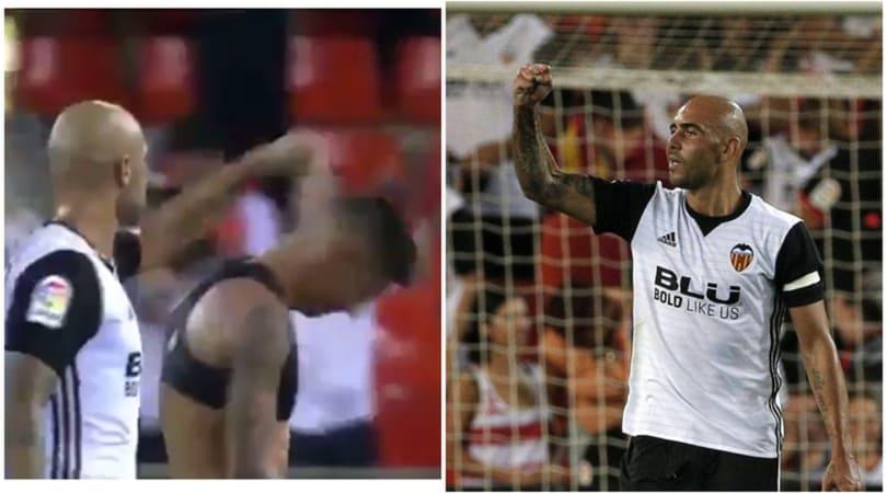 """Zaza """"spinge"""" Cancelo all'Inter: lo schiaffo del bomber impazza sul web"""