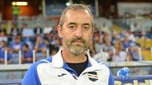 Serie A Sampdoria, Giampaolo: «Voglia, attenzione ed entusiasmo»