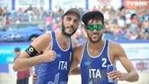 Beach Volley: Europei, Lupo-Nicolai sono in semifinale