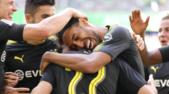 Bundesliga, Wolfsburg-Borussia Dortmund 0-3: segna anche Aubameyang