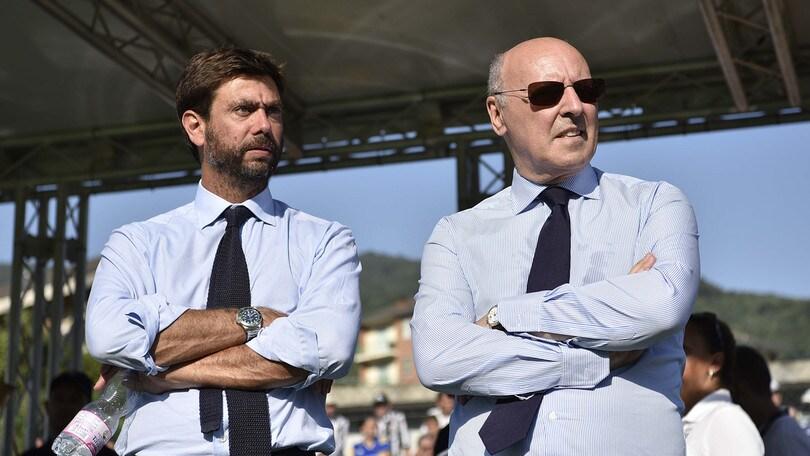 Juventus, Marotta: «Bonucci come Pirlo? La differenza sono i 42 milioni»