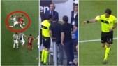 Serie A, contro la Juventus il primo rigore assegnato con il Var