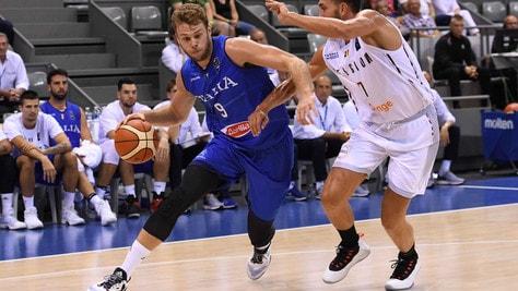 Basket Nazionale, Azzurri travolti dal Belgio