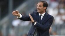 Juventus, Allegri: «Var? Per fortuna abbiamo Buffon, è sempre il migliore »