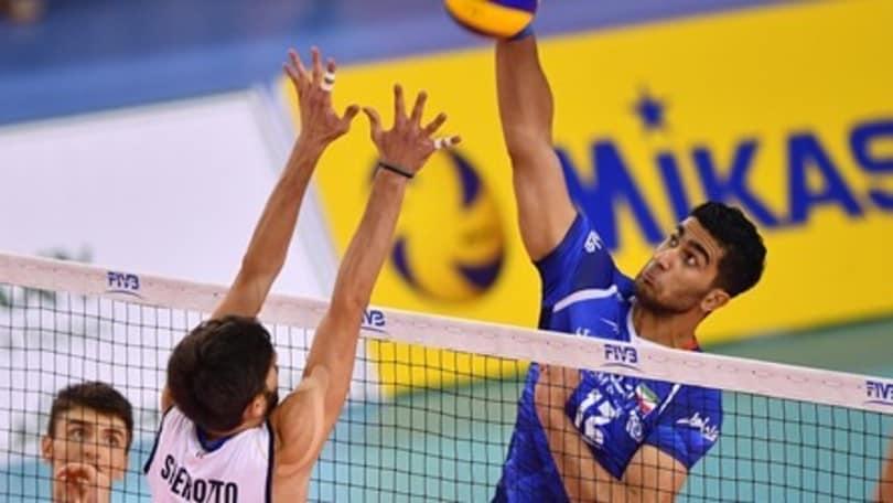 Volley: Mondiali U.19, l'Italia si arrende all'Iran al tie break