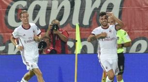 Serie A: Crotone-Milan 0-3, è Cutrone mania