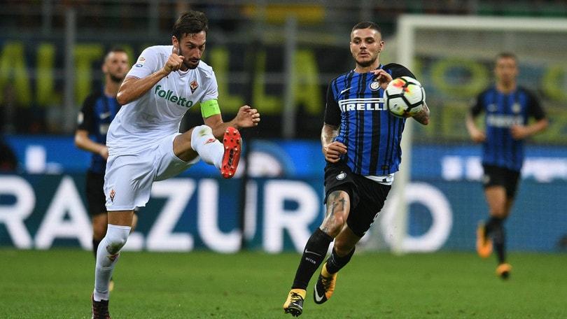 Serie A Inter-Fiorentina 3-0, il tabellino