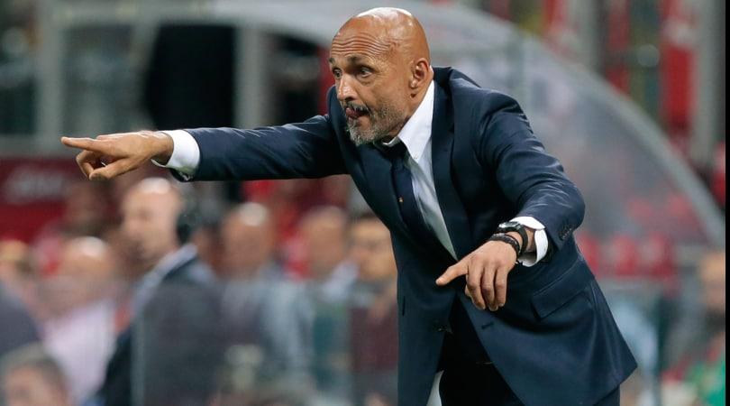 Inter, Spalletti: «L'Olimpico? Possono accogliermi come vogliono...»