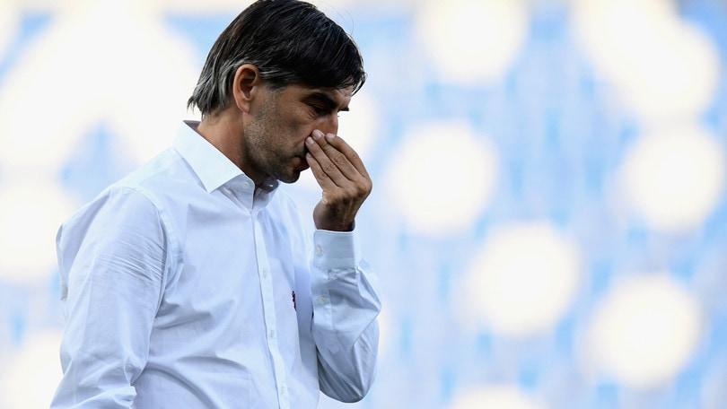 Serie A Genoa, Juric: «Che rammarico, dovevamo vincere»