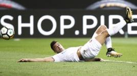 """Moviola, il Var """"stecca"""" a Milano: dubbio rigore su Simeone"""