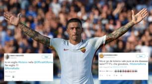 Roma, Kolarov fischiato dagli ultras. Ma i tifosi sui social: «Prendiamo pure Keita»