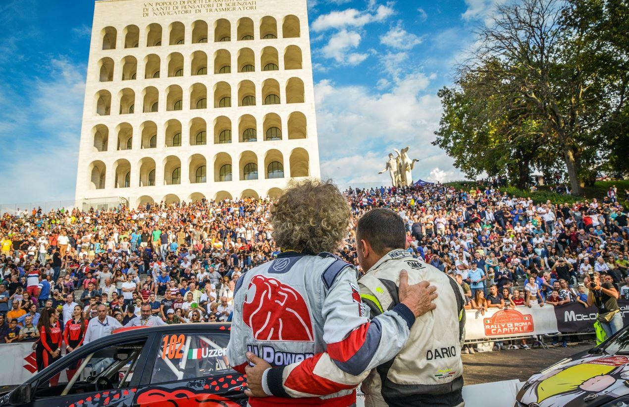 Rally di Roma, una V edizione più spettacolare che mai