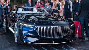 Vision Mercedes-Maybach 6 Cabriolet: foto