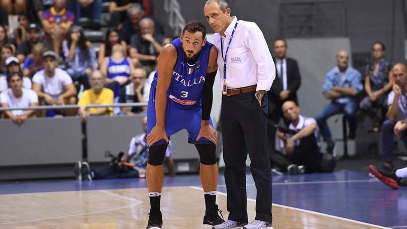 Basket: Azzurri in chiaroscuro, i dubbi di Messina