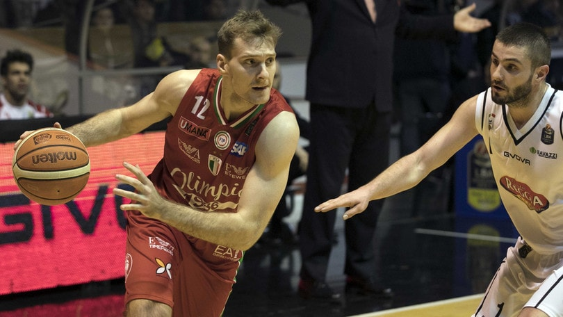 Basket Serie A, Dragic scalpita:
