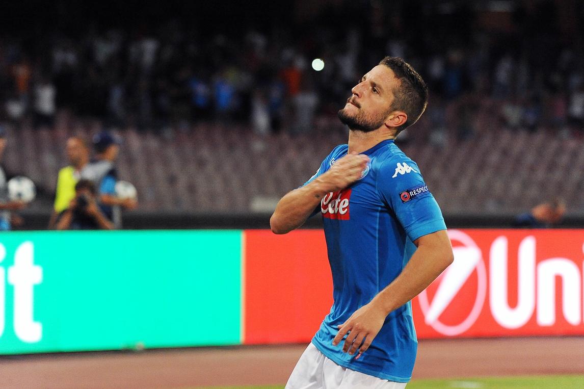 Champions League Napoli, i convocati di Sarri. C'è Mertens