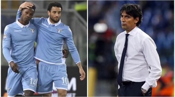 """Lazio, Anderson e Keita le """"spine"""" di Inzaghi"""