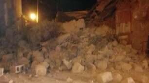 Terremoto Ischia: le foto dei palazzi crollati