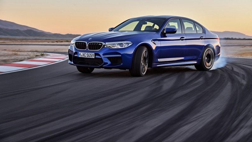 BMW M5, 600 CV e trazione posteriore o integrale