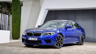 BMW M5 2018, foto