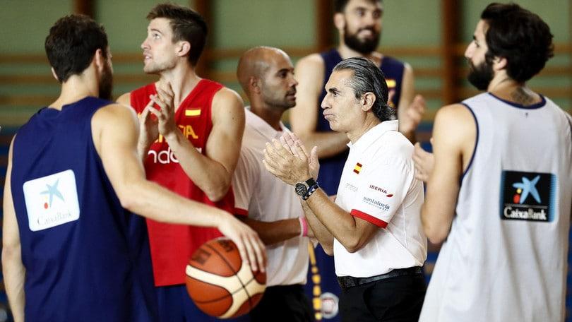 Eurobasket 2017, i convocati della Spagna