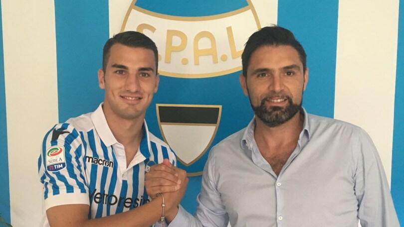Calciomercato Spal, ufficiale: Bonazzoli in prestito