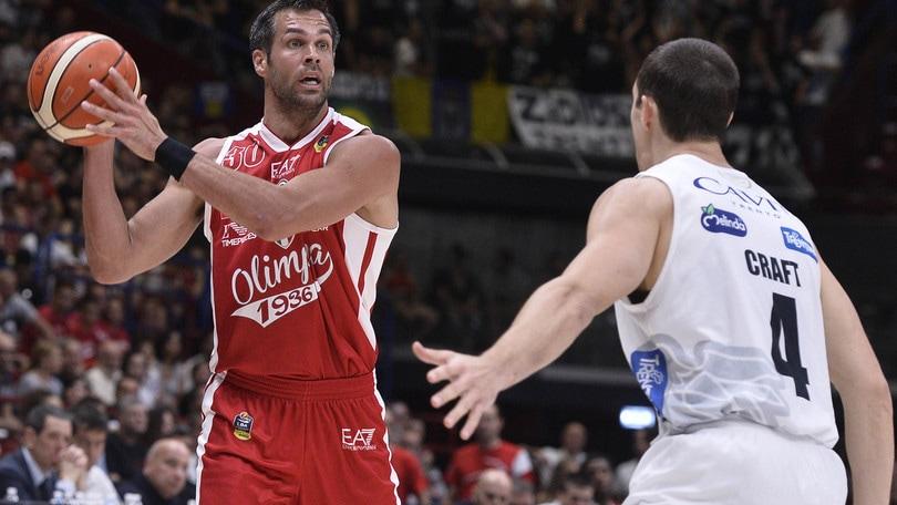 Basket Serie A, colpo di Venezia: ingaggiato Bruno Cerella