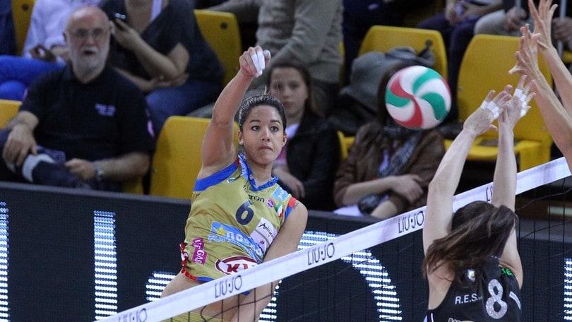 Volley: A2 Femminile, Angela Gabbiadini nuova schiacciatrice di Marsala